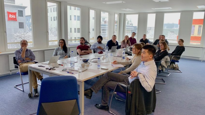 Introduction Days: making the basic values of
